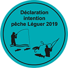 Déclaration intention pêche Léguer 2019