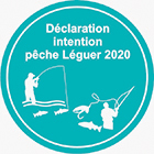 Déclaration intention pêche Léguer 2020